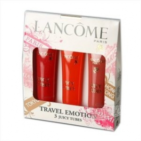 Lancome Juicy Tube Gift Set 3 Lipgloss