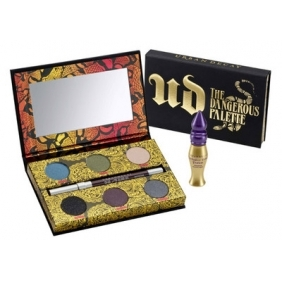 URBAN DECAY Dangerous palette with  Primer Potion