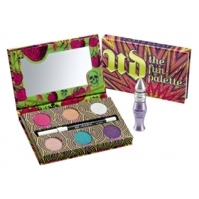 URBAN DECAY Fun palette with  Primer Potion