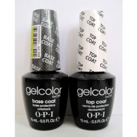 OPI Gel Color Top / Base Coat