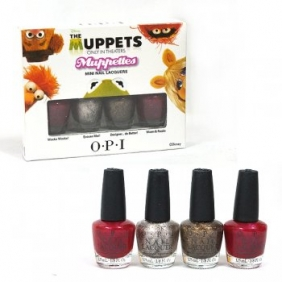 OPI Nail Polish Lacquer The Muppets Collection Mini Set