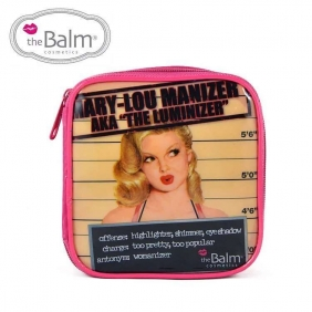 The balm cosmetics bag the mary-lou manizer