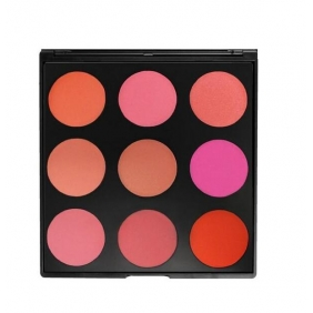 9B - THE BLUSHED PALETTE