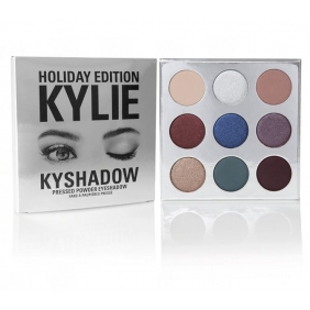 KYLIE Holiday Palette | Kyshadow