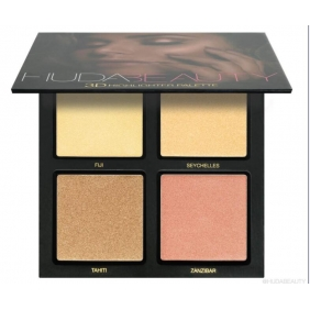 Huda Beauty 3D Highlighter: Golden Sands Edition