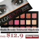 Huda Beauty Textured Shadows Palette Rose Gold Edition