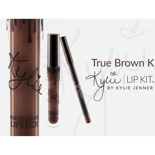 KYLIE True Brown K | Lip Kit