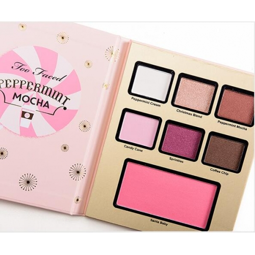 Too faced Grand Hotel Cafe  MOCHA