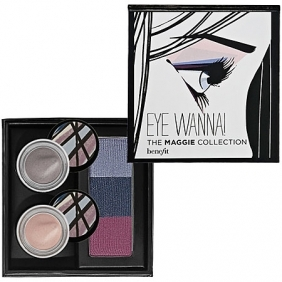 benefit Eye Wanna! The Maggie Collection