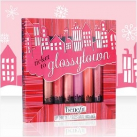benefit ticket to glossytown