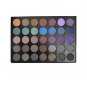 Morphe 35D - 35 COLOR DARK SMOKY PALETTE
