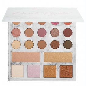 BH Carli Bybel Deluxe Edition - 21 Color Eyeshadow & Highlighter Palette
