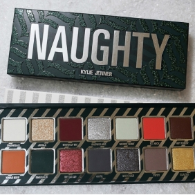 KYLIE JENNER NAUGHTY EYESHADOW
