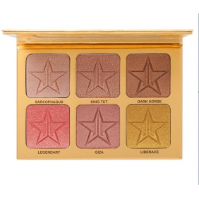 jeffree star 24 karat eye palette