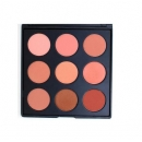 9N - THE NATURALLY BLUSHED PALETTE