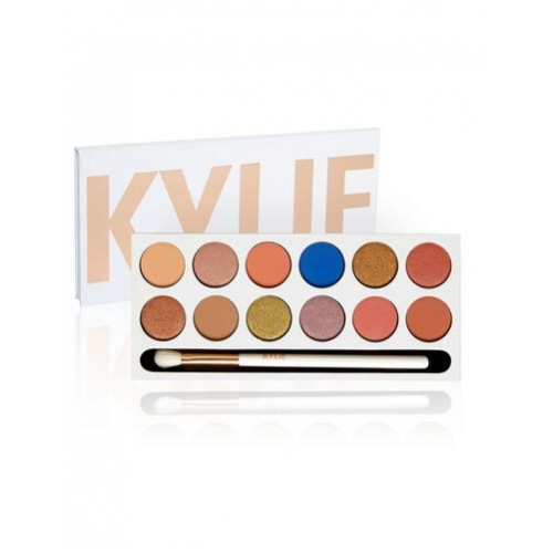KYLIE  The Royal Peach Palette | Kyshadow