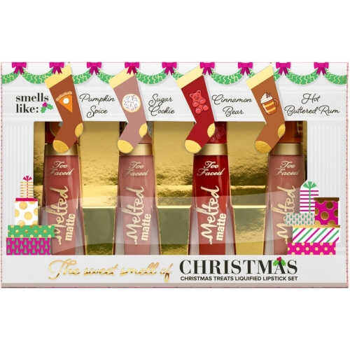 Too Faced Sweet Smell of Christmas Melted