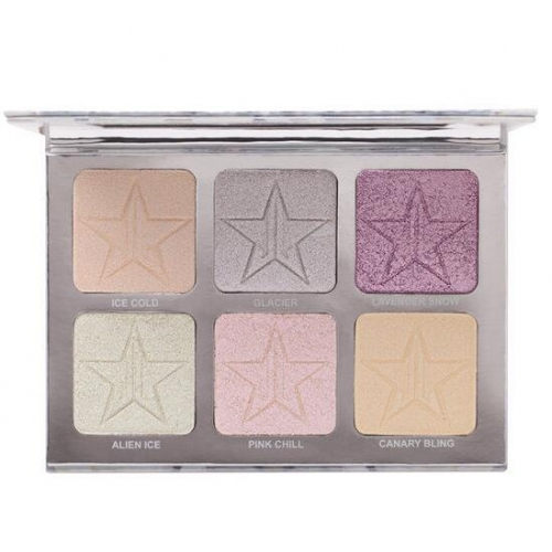 Jeffree Star Cosmetics Platinum Ice eye palette
